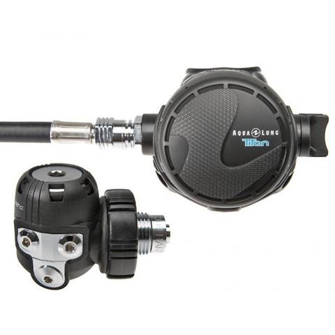Комплект регуляторов Aqua Lung регулятор TITAN DIN + октопус CALYPSO/TITAN (classic)