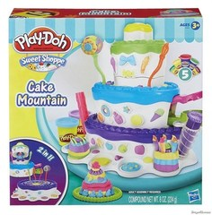 Play Doh Kitchen Sweet Shoppe Dev Pastahane