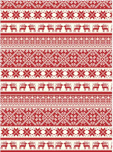Рисовая бумага для декупажа Рождество-245, А3