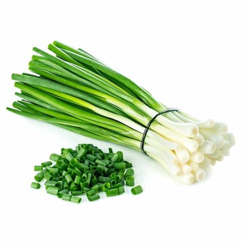 Лук зеленый вес