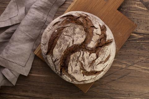 Французский ржаной хлеб