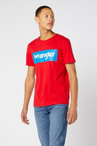WRANGLER / Футболка