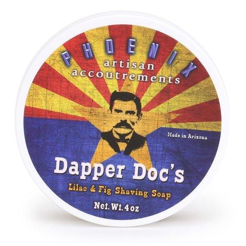 Мыло для бритья Phoenix Dapper Doc 114 гр
