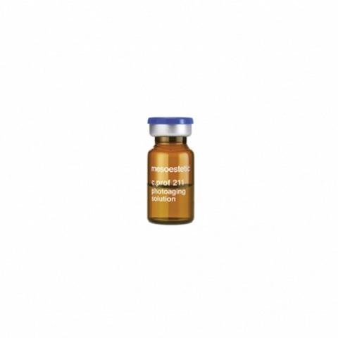 Лечение фотостарения / c.prof 211 photoaging solution 5 ml