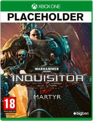 Warhammer 40,000: Inquisitor – Martyr. Standard Edition (Xbox One/Series X, русская версия)