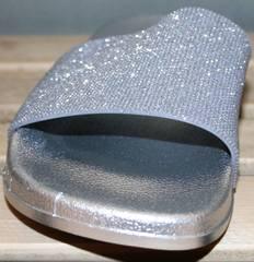 Недорогие шлепанцы J.B.P. Shoes Nu1213 Silver.