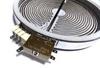 Конфорка 3-х зонная 2300/1600/800 W для плит Электролюкс/Занусси/АЕГ,БОШ и др.
