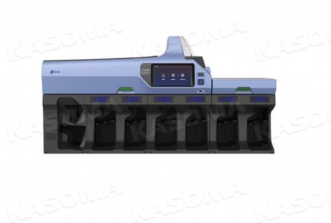 Сортировщик банкнот Kisan KMP-1000
