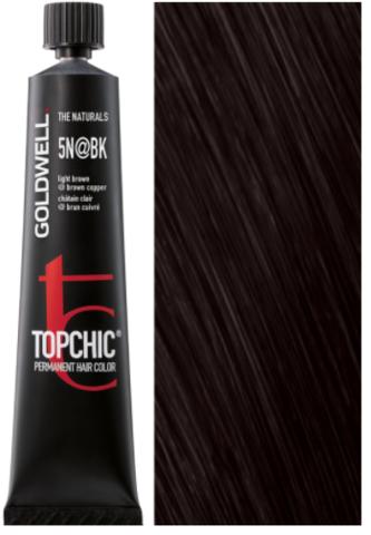 Topchic 5N@ВК - светло-коричневый с медным сиянием (жженый кофе) TC 60ml