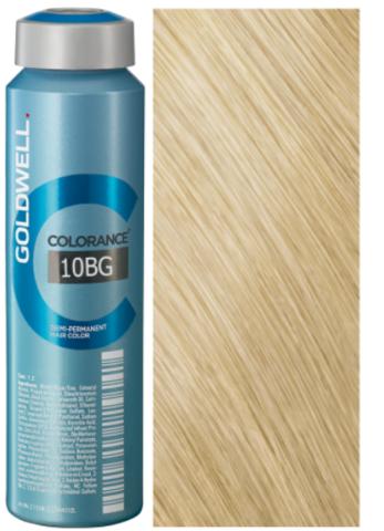 Goldwell Colorance 10BG золотисто-бежевый блондин 120 мл