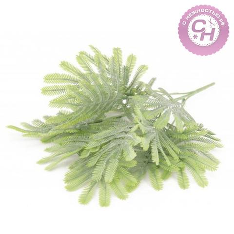 Искусственная зелень - под еловую, 40 см, 1 шт.