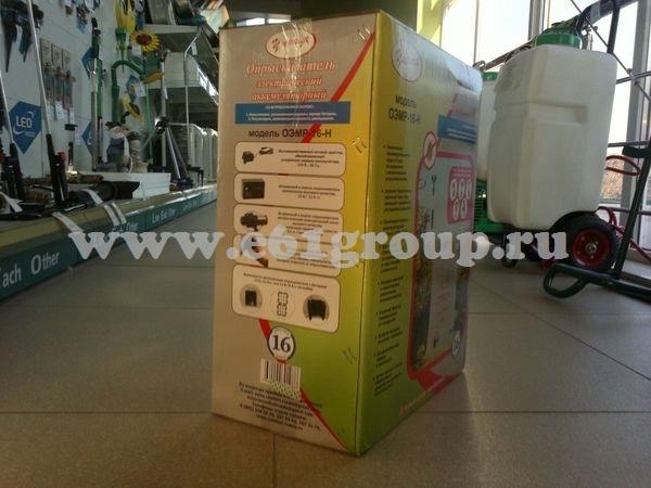 Опрыскиватель электрический Комфорт (Умница) ОЭМР-16-Н стоимость