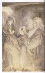 Толкин. Властелин колец. Хранители кольца (с илл. Алана Ли)