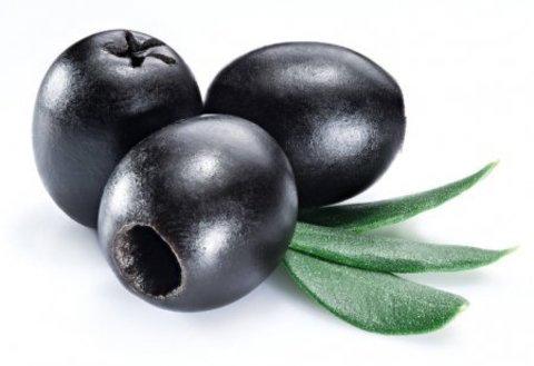Маслины/оливки с косточкой 0.82 гр (Греция)