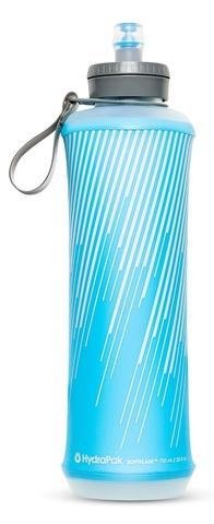 Мягкая бутылка для воды  HydraPak Softflask (0,75 литра), голубая