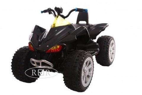 Детский электроквадроцикл Rivertoys A001MP черный