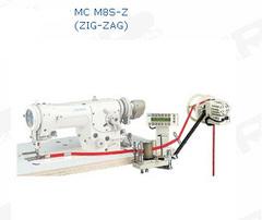 Фото: Устройство для боковой подачи тесьмы для зиг-зага, с размотчиком, в сборе. MC M8S-Z (Zig-zag)