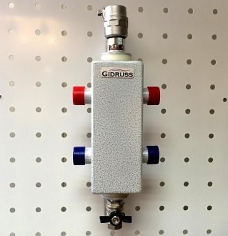 Гидравлический разделитель - Гидрусс GR-40-20