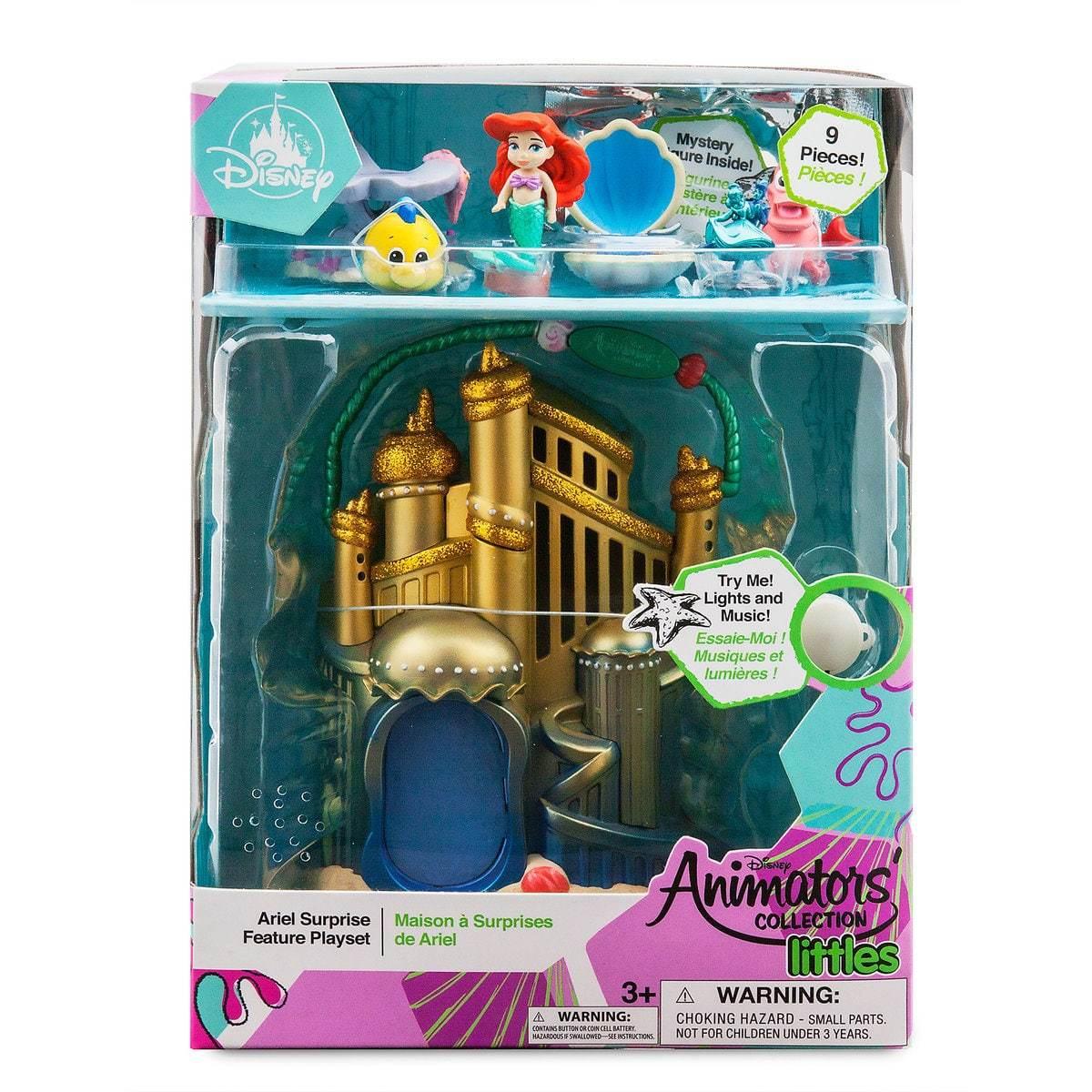 Набор кукол Русалочка Ариэль Disney Animators' Collection