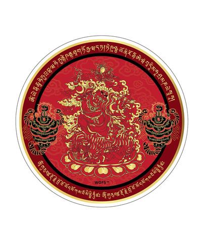 Наклейка Скорпион