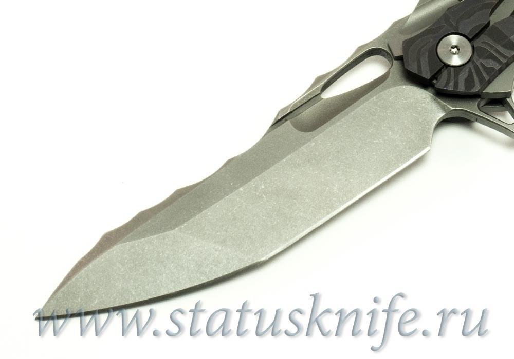 Нож CKF Кастом MAORCUT Десептикон-1 А.Коныгин - фотография