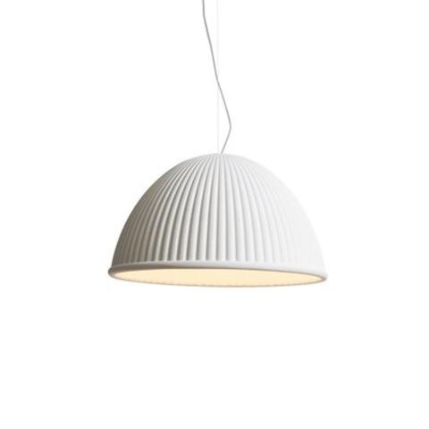 Подвесной светильник копия Under The Bell by Muuto (белый)