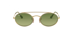 Ray-Ban Icons – Oval Double Bridge RB3847N 91224M