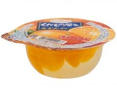 Желе фруктовое Tarami с кусочками фруктов Мандарин 160 гр.