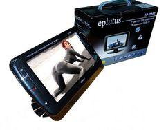 Автомобильный телевизор Eplutus 700T DVB-T2