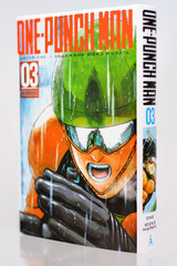 One-Punch Man. Кн.3 (книги 5-6)
