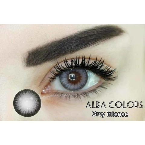 Alba Colors™ Gray Intense
