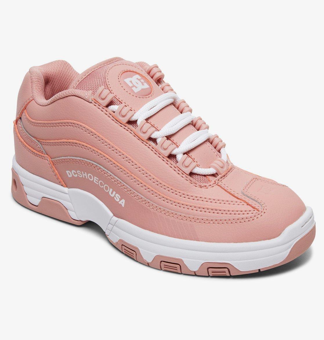 Кеды DC Shoes LEGACY LITE J SHOE ROS ROSE