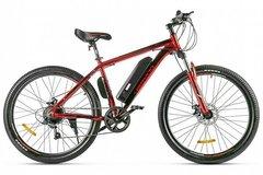 Электровелосипед Eltreco XT 600 D (2021) Красно-чёрный
