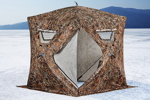 Палатка HIGASHI Camo Comfort