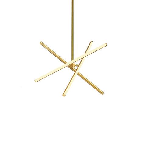 Потолочный светильник 285 by Light Room (золотой)