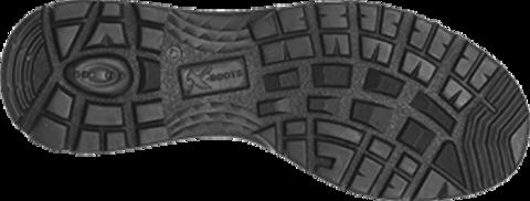 БОТИНОК  утепленный Росомаха модель 24344