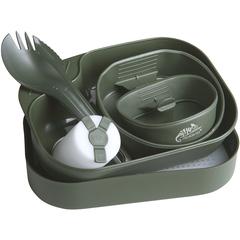 Набор посуды Wildo Camp-A-Box Complete Olive