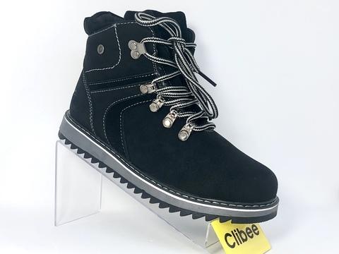 Clibee (зима) H151 Black 32-37