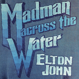 Elton John / Madman Across The Water (LP)