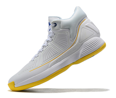 adidas D Rose 10 'White/Yellow'