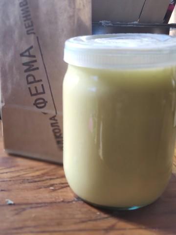 Масло сливочное топлёное 0,5л