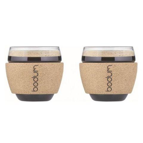 Набор бокалов для кофе Bodum Pavina 0.3 л.