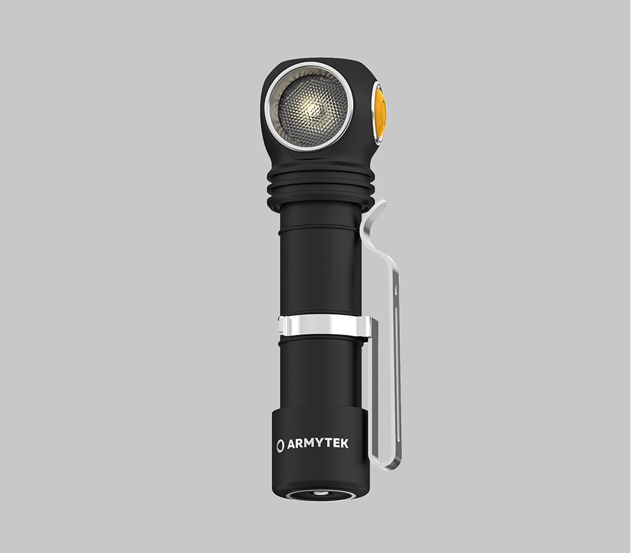 Фонарь Armytek Wizard C2 Magnet USB (теплый свет) - фото 5