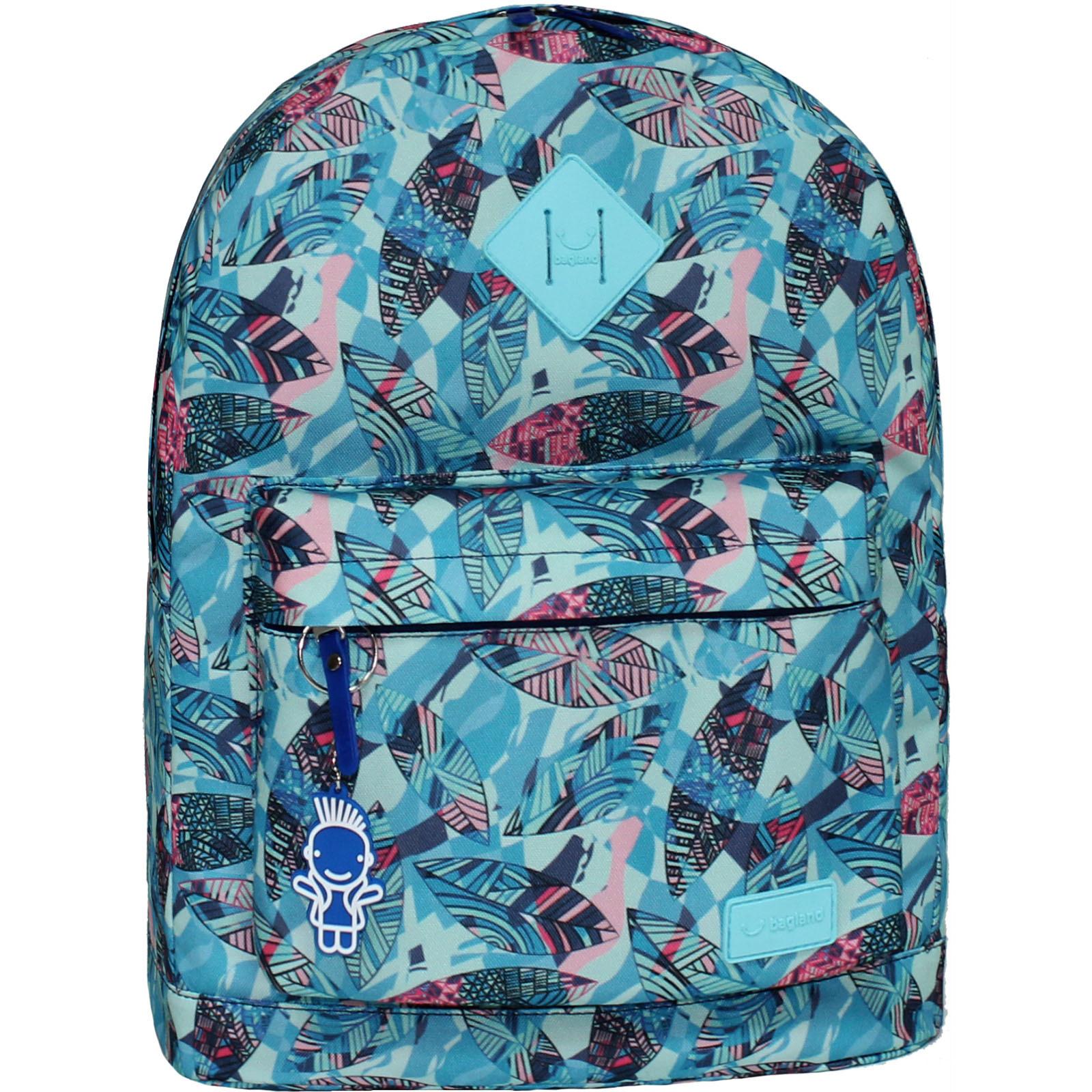 Городские рюкзаки Рюкзак Bagland Молодежный (дизайн) 17 л. сублимация 210 (00533664) IMG_7066_210.JPG