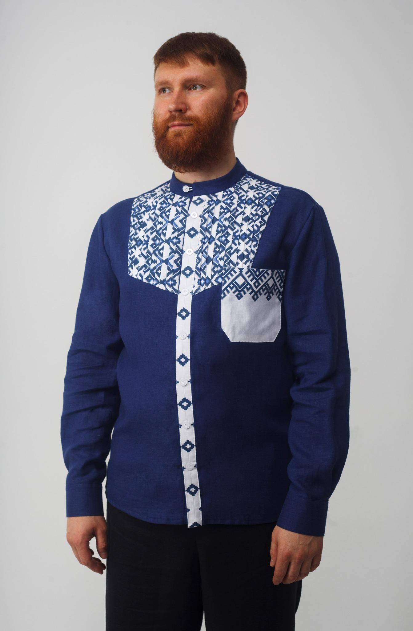 Мужская рубашка Приморская