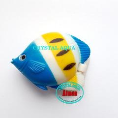Рыбка пластмассовая №4