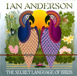 Ian Anderson ‎/ The Secret Language Of Birds (CD)