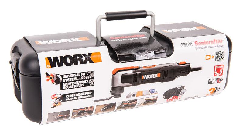 Реноватор WORX WX686 230 Вт