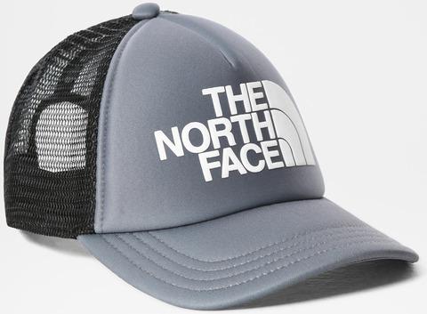 Картинка кепка The North Face Youth Logo Trucker Tnfmediumgr - 1