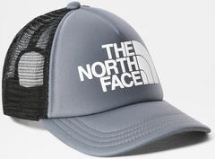Кепка детская North Face Youth Logo Trucker Tnfmediumgr